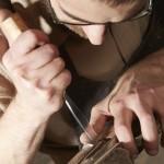 Fabrication d'arme de luxe fabrication de crosse et ajustage