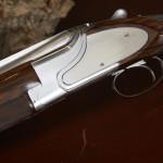 arme de luxe platine avant gravure armurerie